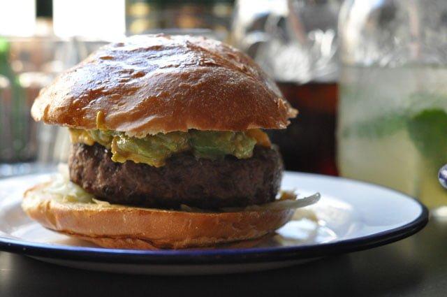 Hamburger Morning california de Paris New York