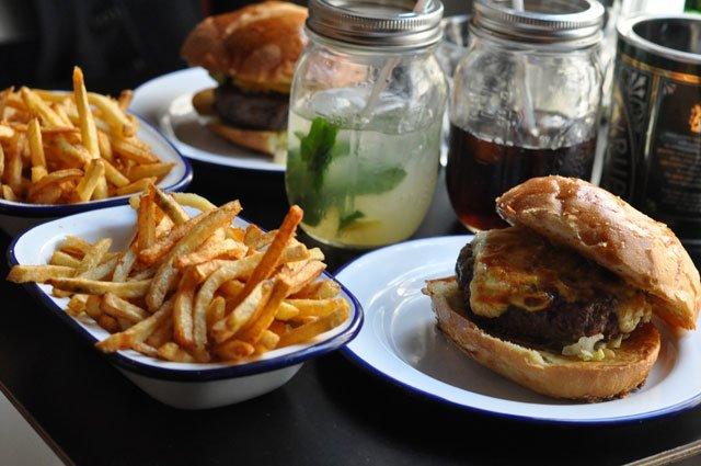 Paris New York Hamburgers