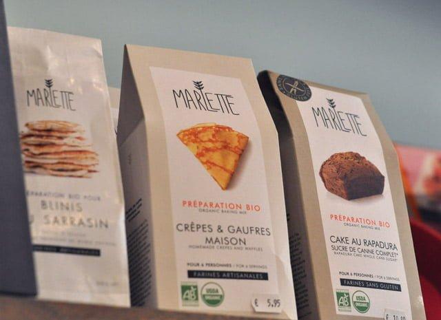 Préparation sans gluten Marlette : boutique l'Effet Maison à Paris