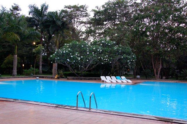 Sri Lanka : hôtel Palm Garden Village à Anuradhapura