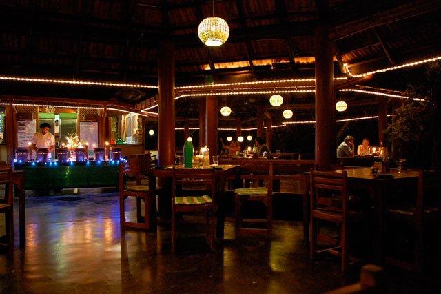 Sri Lanka : Palm Paradise Cabanas à Tangalle