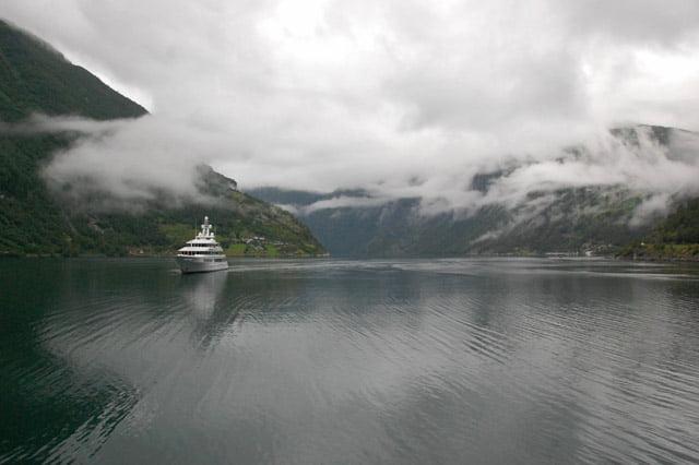 Norvège, le Geirangerjford
