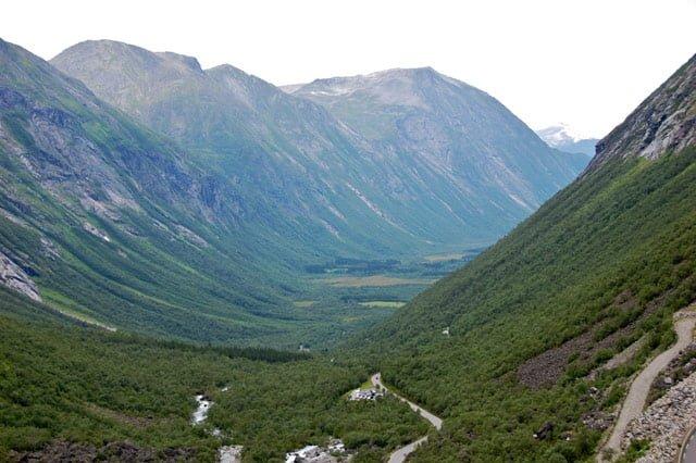 Norvège : la route des Trolls