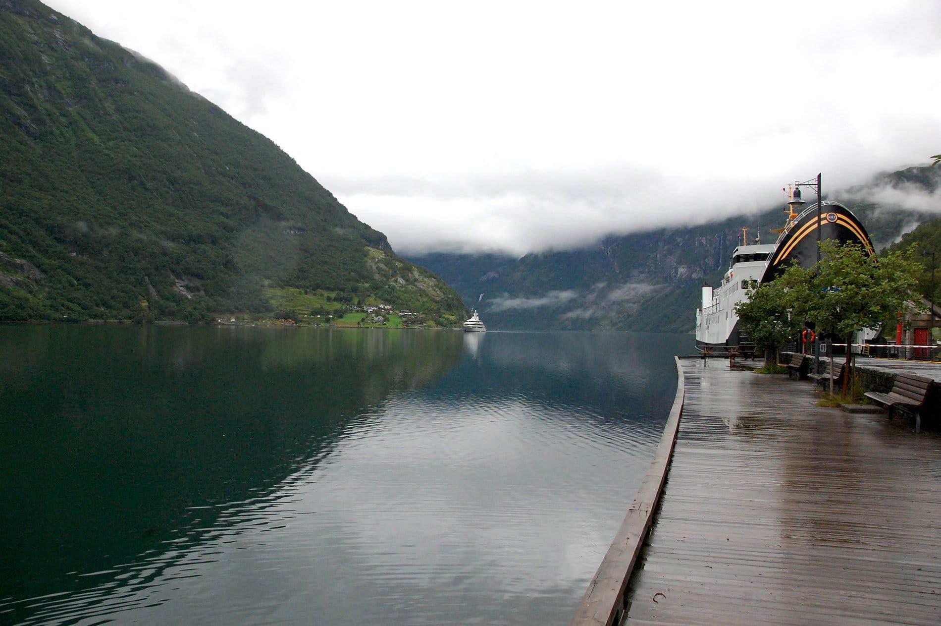 Norvège : le Geirangerfjord // clichés #1
