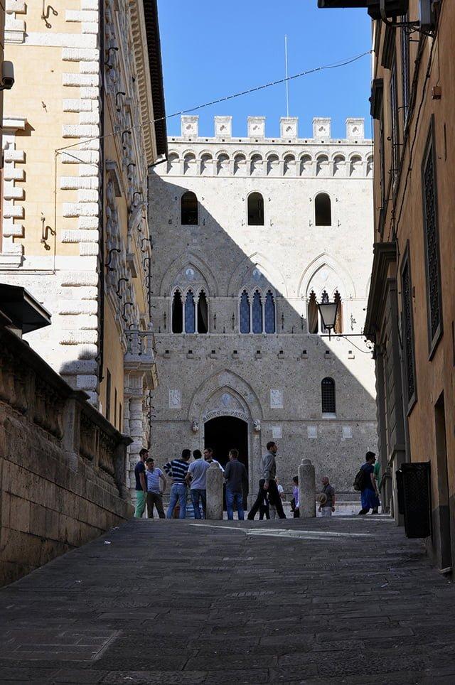 Volterra, village de la région du Chianti en Toscane