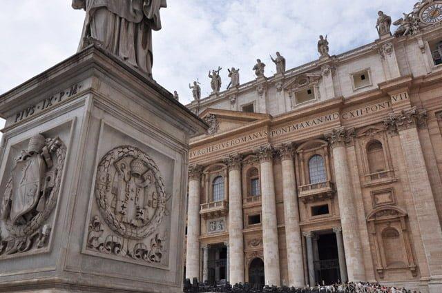 Basilique Saint-Pierre au Vatican