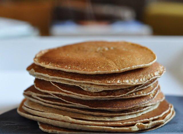 recette pancakes la ch taigne sans gluten et sans lait l 22 v 39 la scarlett. Black Bedroom Furniture Sets. Home Design Ideas