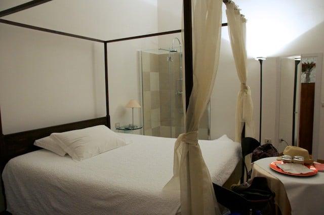 B&B Emily's Rooms à Florence en Toscane en Italie