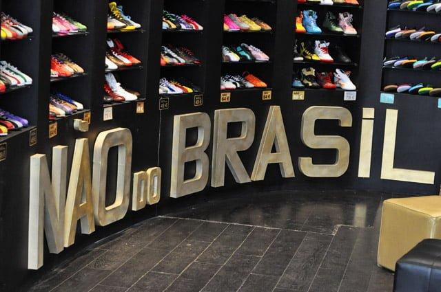 Boutique chaussures brésiliennes Nao Do Brasil à Saint Germain-en-Laye