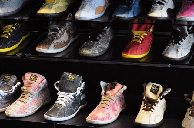 Chaussures brésiliennes Nao Do Brasil à Saint Germain-en-Laye