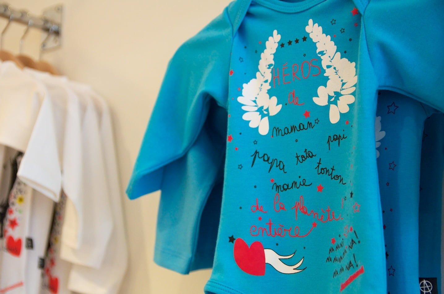 Nimporte Nawak, boutique de vêtements pour enfants à Saint Germain-en-Laye