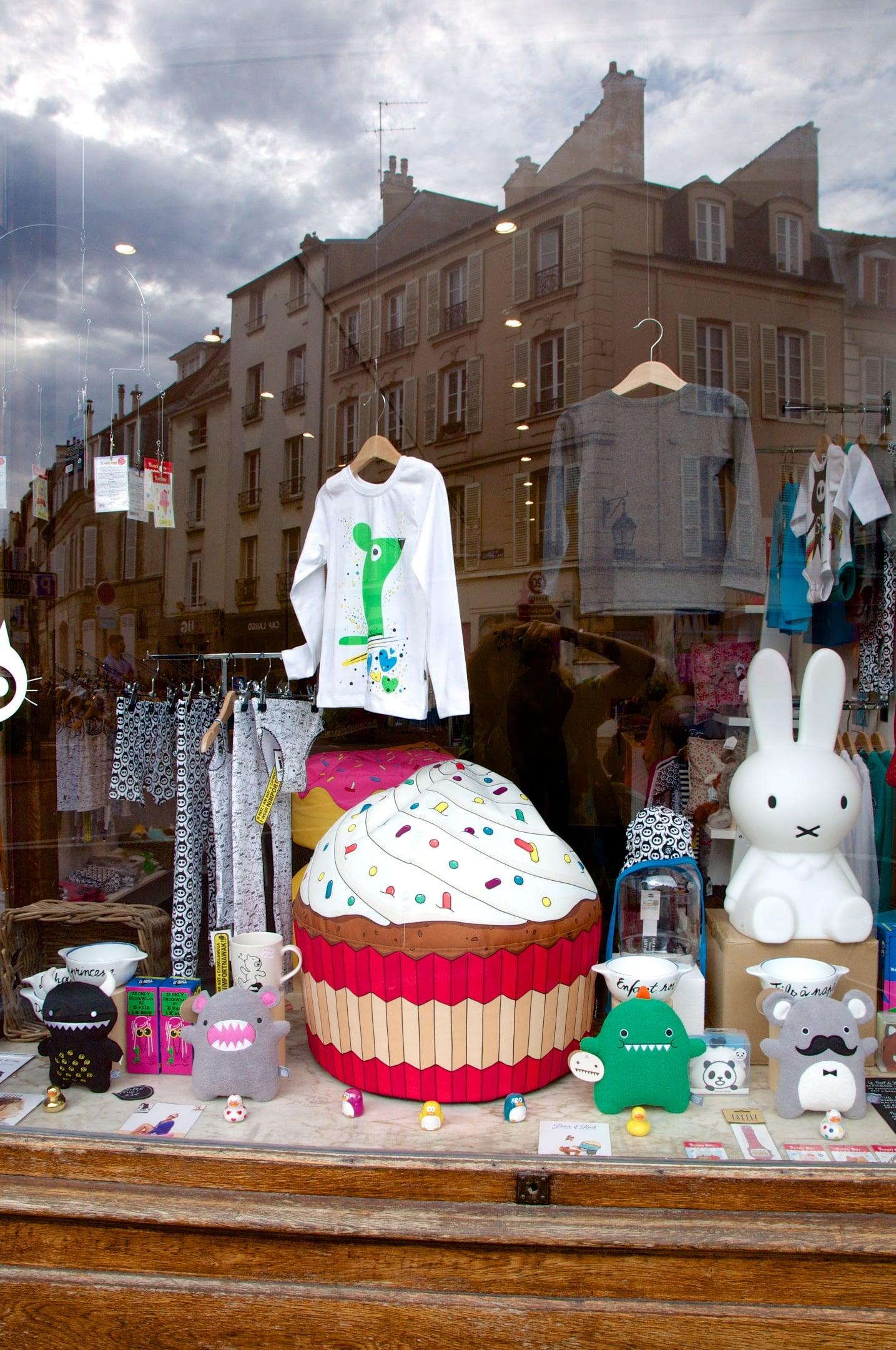 Nimporte Nawak, concept store pour enfants à Saint Germain-en-Laye