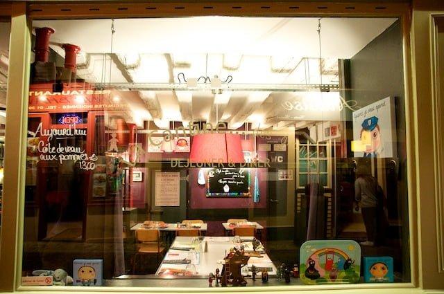 Restaurant La Cantine des Grands à Marly-le-Roi