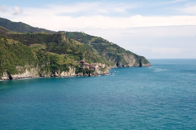 Les Cinque Terre en Ligurie