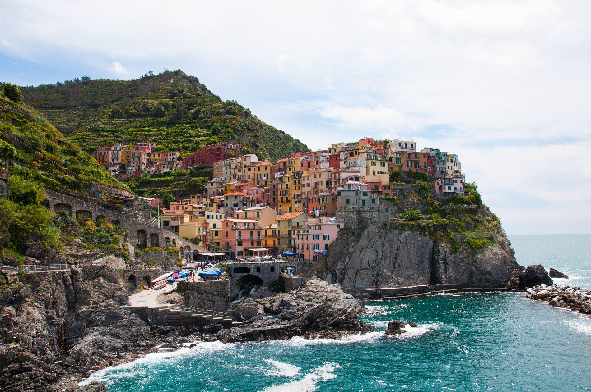 Les Cinque Terre Les Plus Beaux Villages D Italie Photos L 22