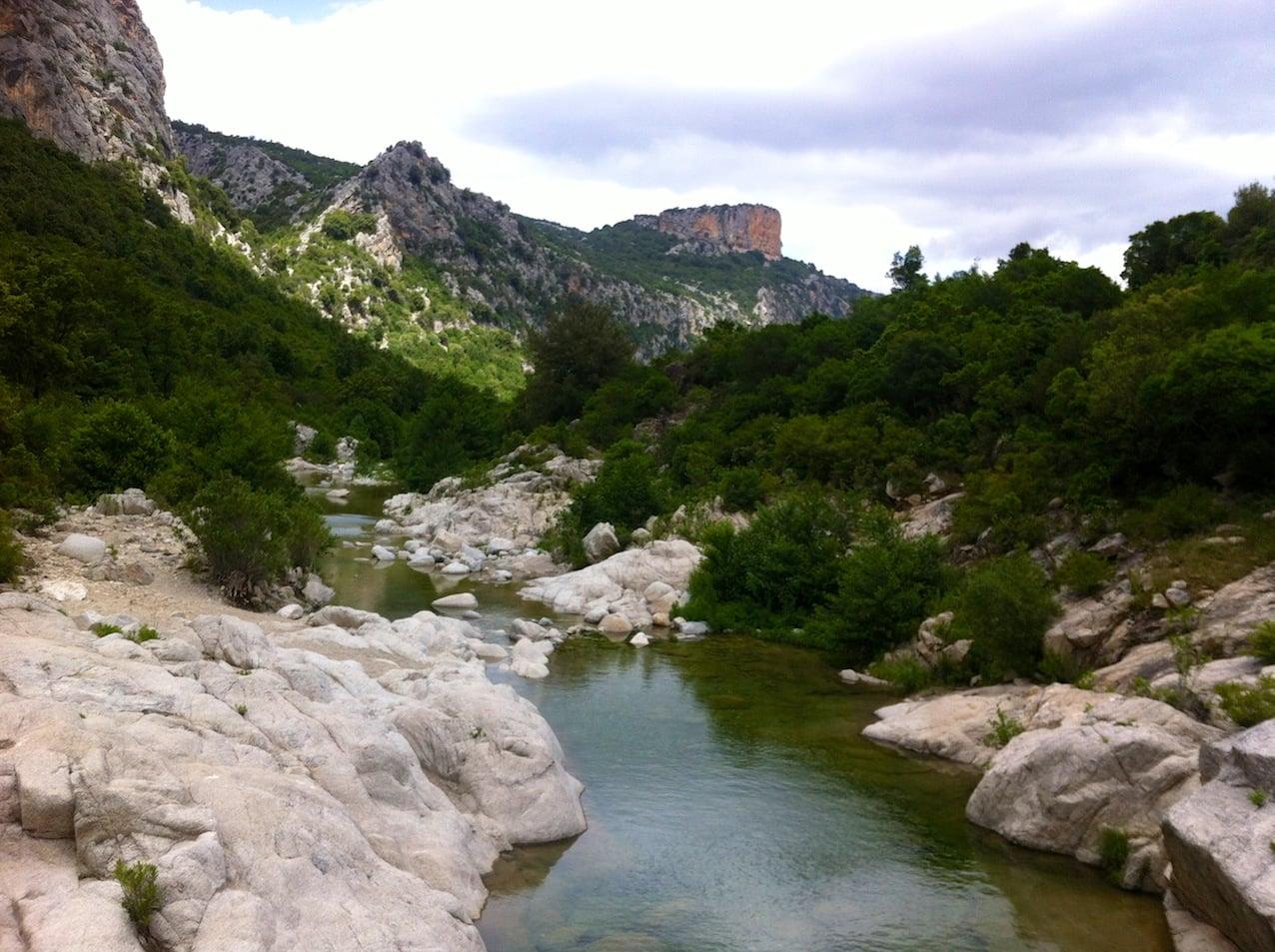 Randonnée vers le Canyon Gorroppu en Sardaigne