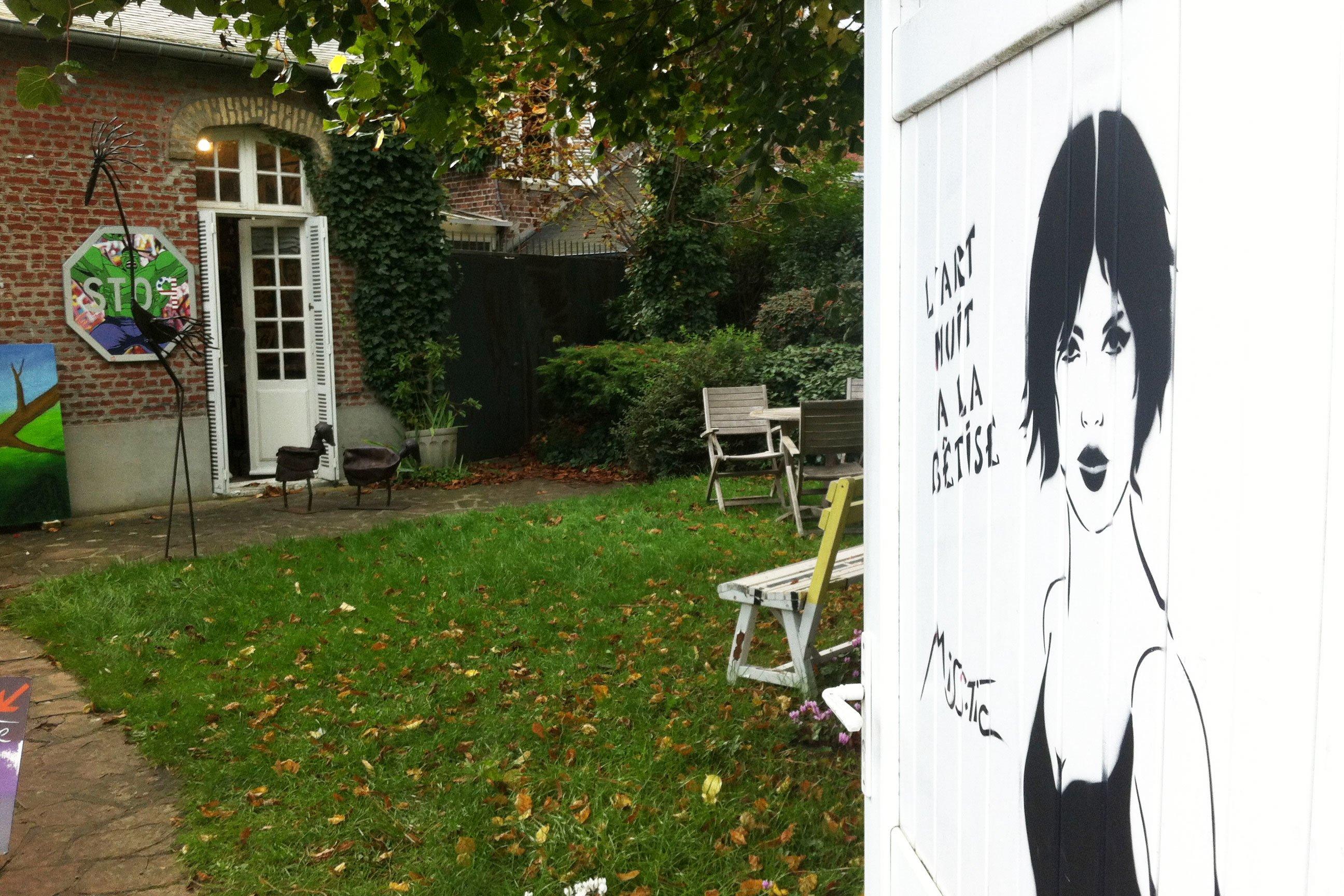 Expo : du street art à Deauville
