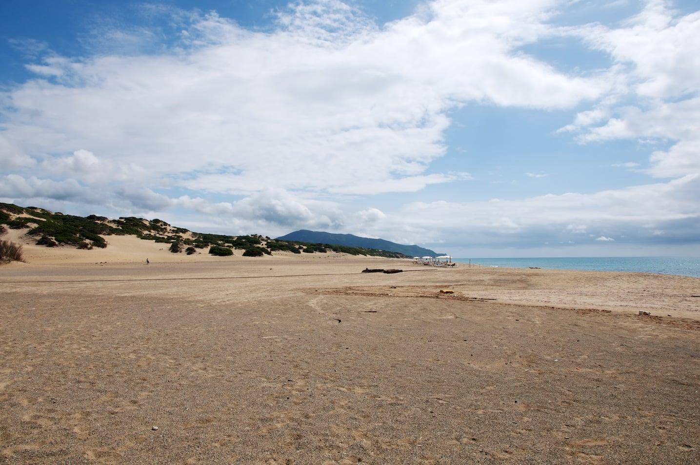 Piscinas en Sardaigne