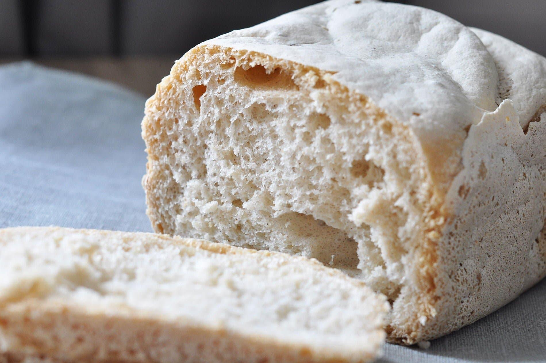 Mon premier pain sans gluten la machine pain sans gluten sans lactose 22 v 39 la scarlett - Faire du pain sans gluten ...