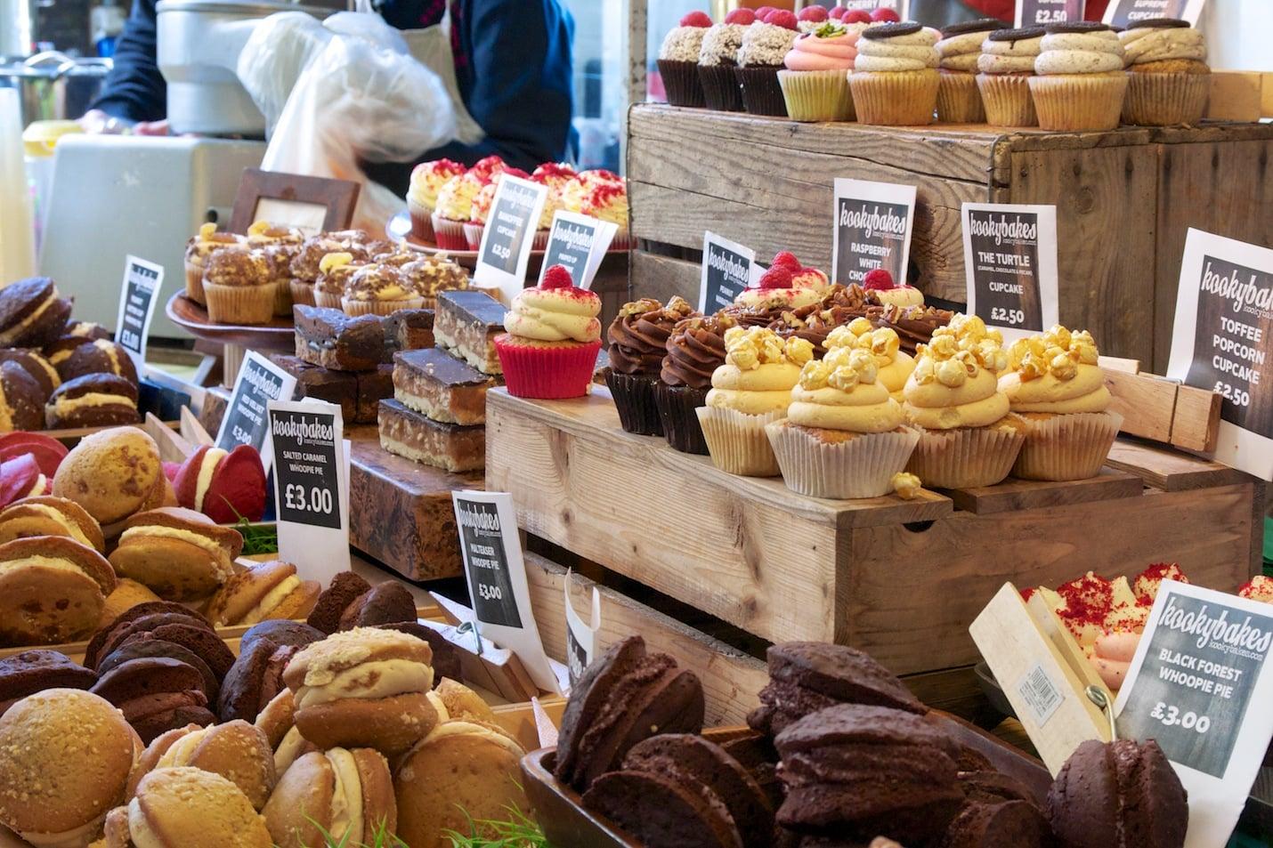 Birck Lane Market à Londres