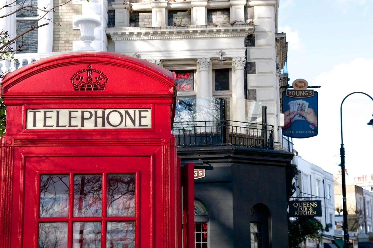 Vers Primrose Park à Londres