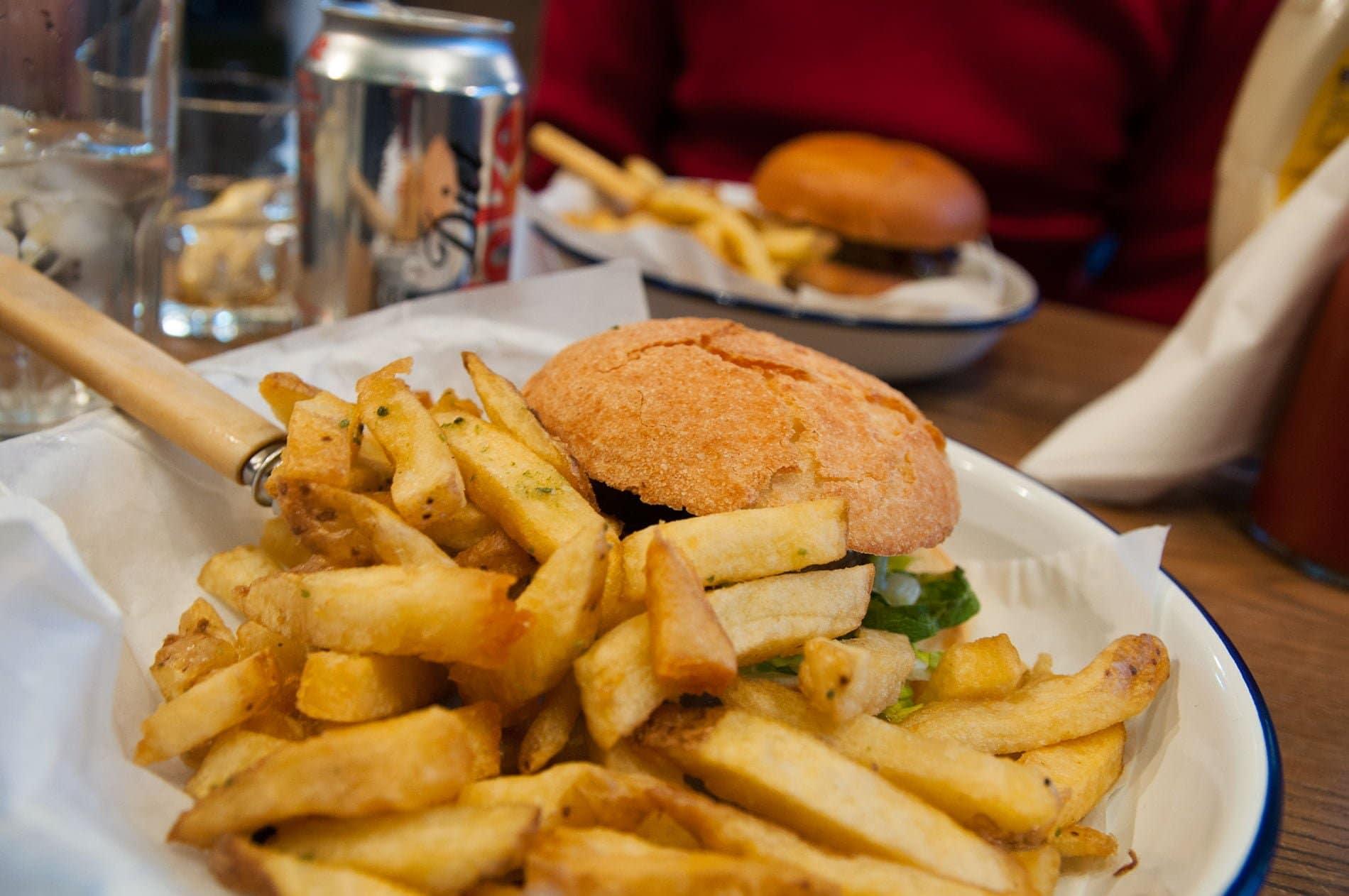 Londres : mes bonnes adresses pour manger sans gluten et sans lait