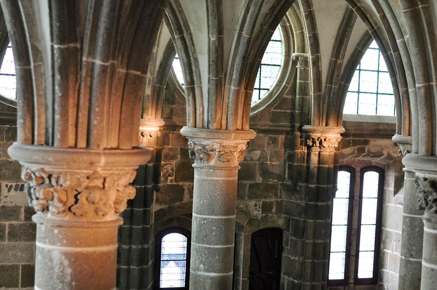 Le Mont-Saint-Michel en Bretagne