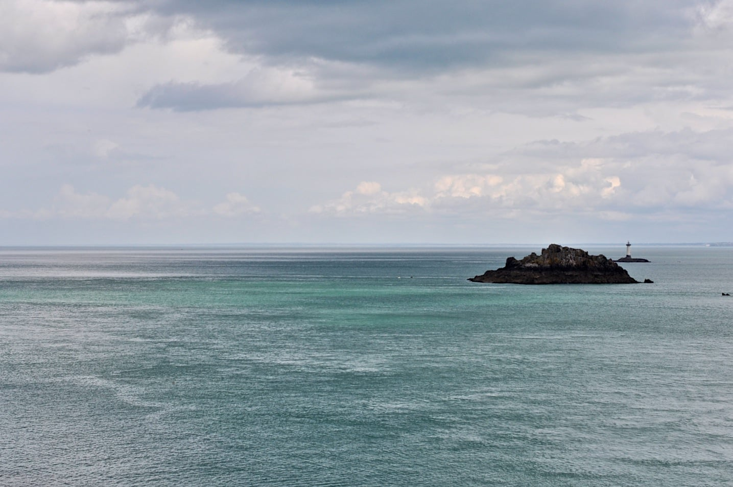 Pointe du Grouin Cancale en Bretagne