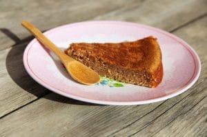 Moelleux châtaigne sans gluten