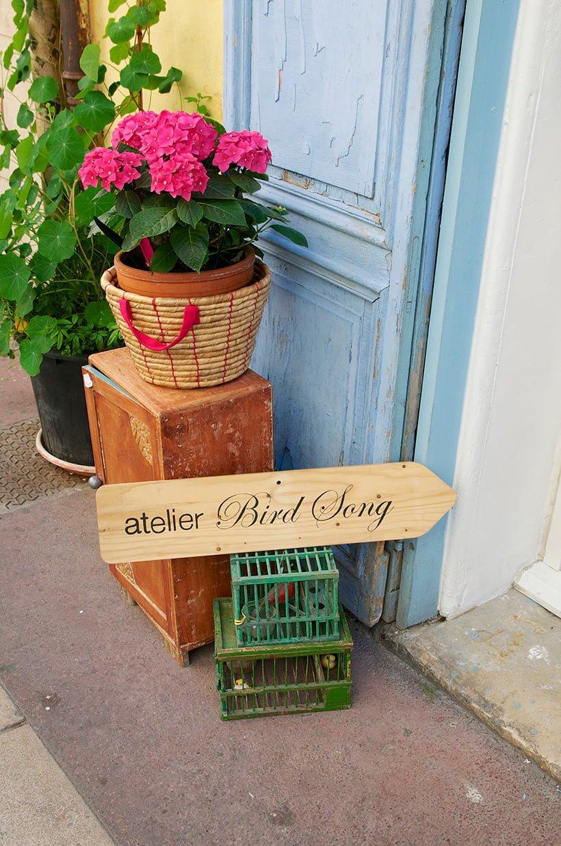 boutique Le bazar du panier Marseille