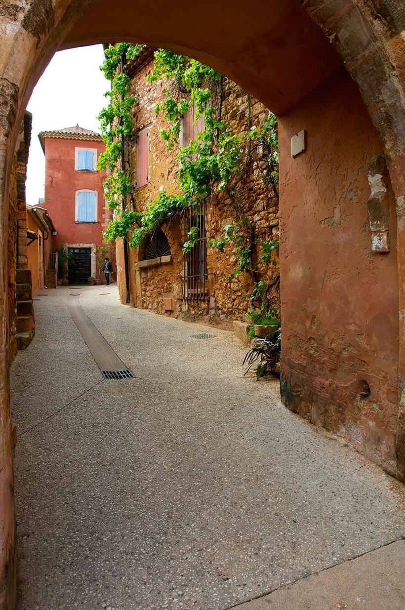 Roussillon en Provence