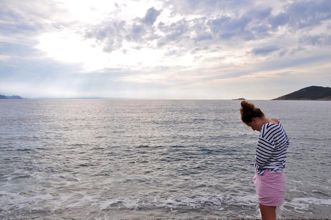 Corse, plage
