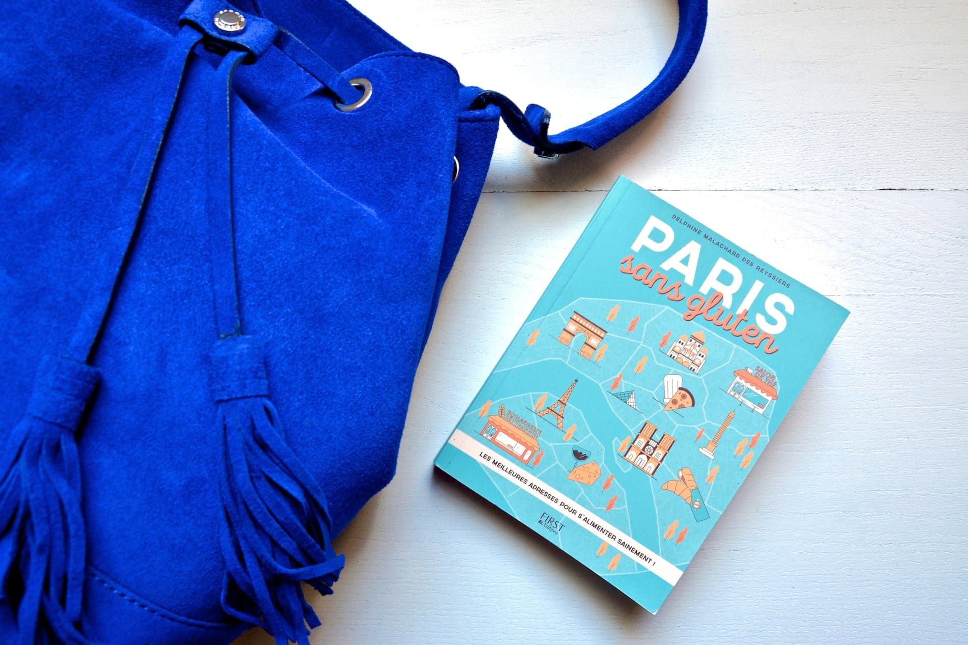 Paris sans gluten : un nouveau guide de bonnes adresses !