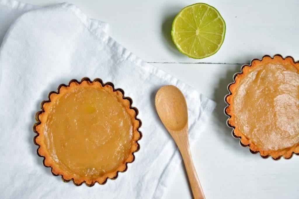 Ma recette de tartelettes au citron vert et à la noix de coco, sans gluten et sans lactose - 22 v'la Scarlett