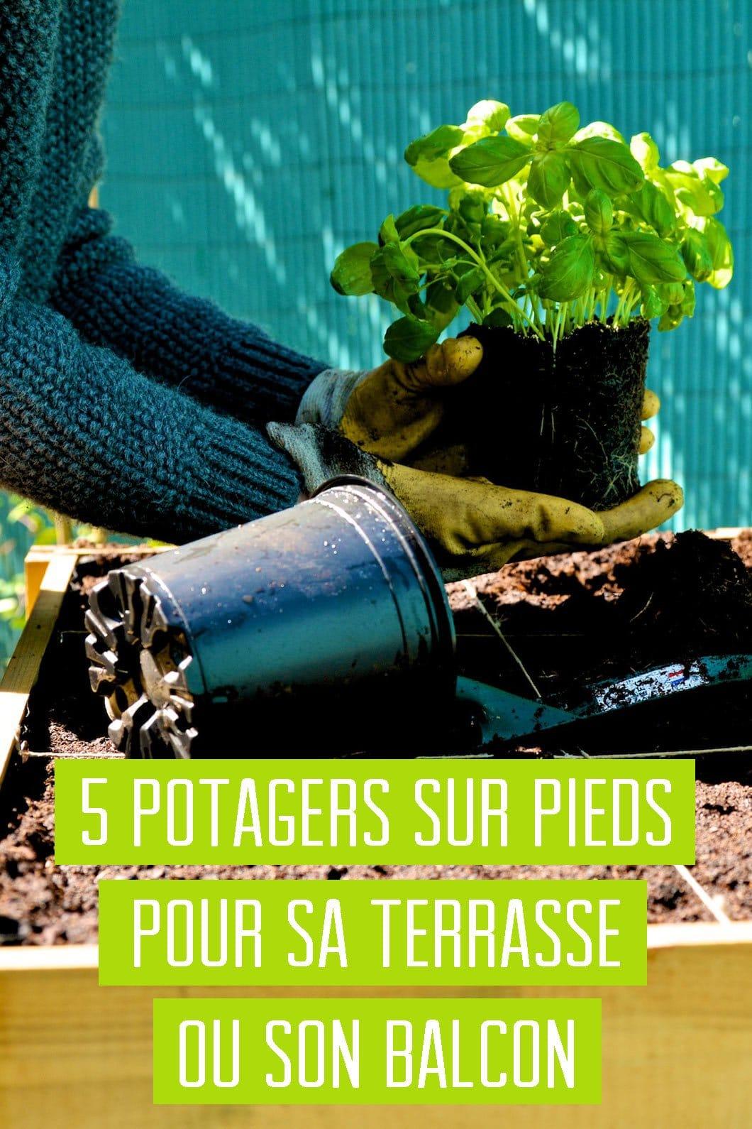 Ma sélection de 5 potagers sur pieds pour cultiver des fruits et légumes sur sa terrasse ou son balcon - 22 v'la Scarlett