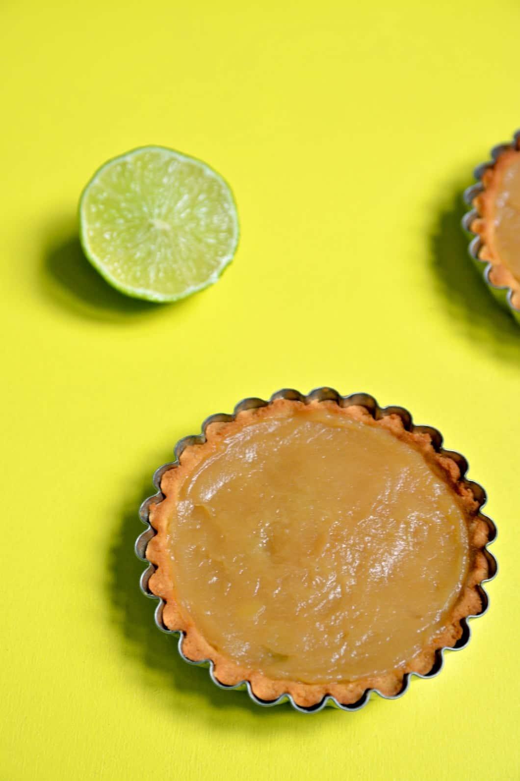 Ma recette de tartelettes à la noix de coco et au citron vert, sans gluten et sans lactose - 22 v'la Scarlett