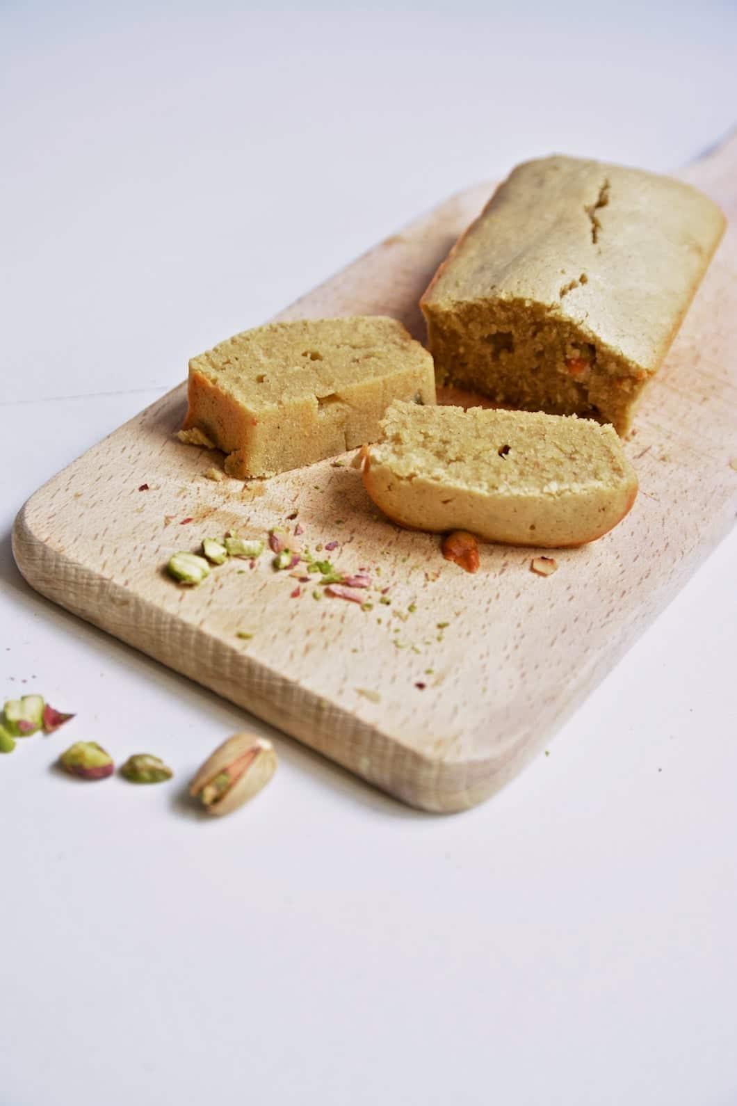 Ma recette de petits cakes à la pistache et aux amandes, sans gluten et sans lactose - 22 v'la Scarlett