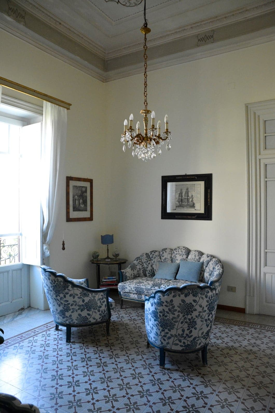 Chambre d'hôtes l'Olivella à Palerme en Sicile - 22 v'la Scarlett