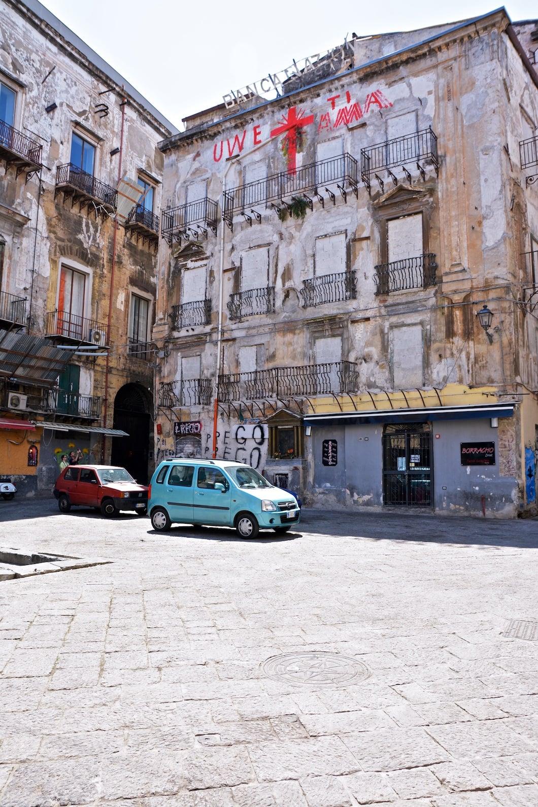 Palerme en Sicile - 22 v'la Scarlett