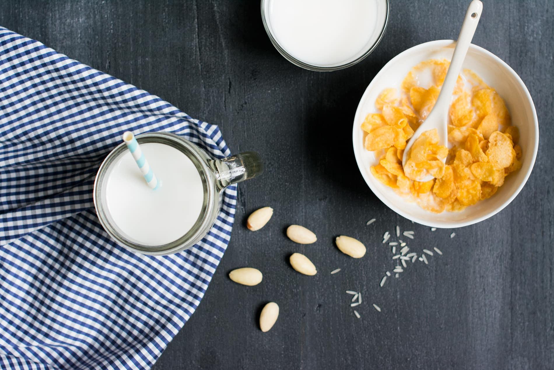 Par quoi remplacer le lait de vache au petit déjeuner ? - 22 v'la Scarlett