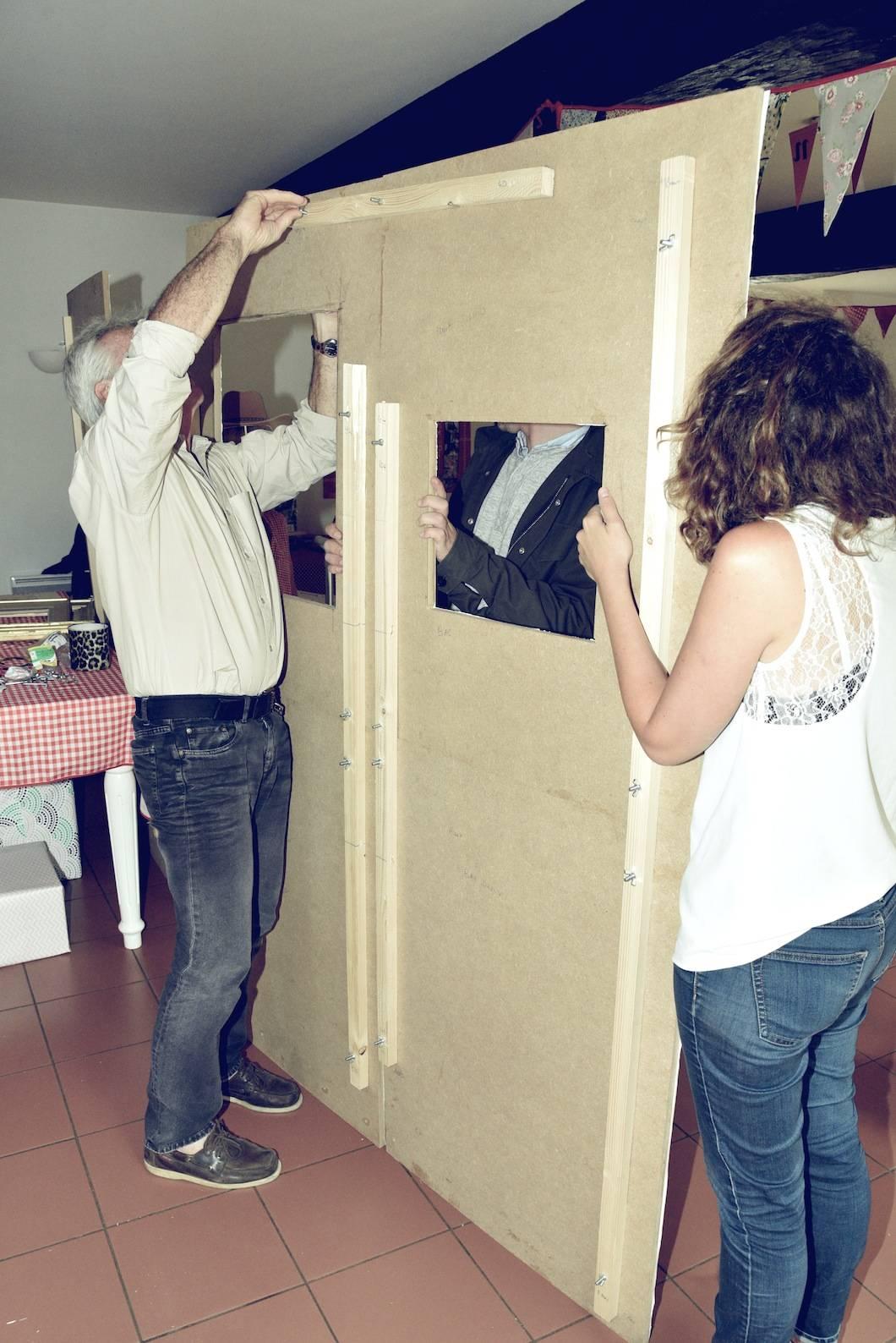 (DIY) Fabriquer un photobooth vintage pour un anniversaire ou un mariage - 22 v'la Scarlett