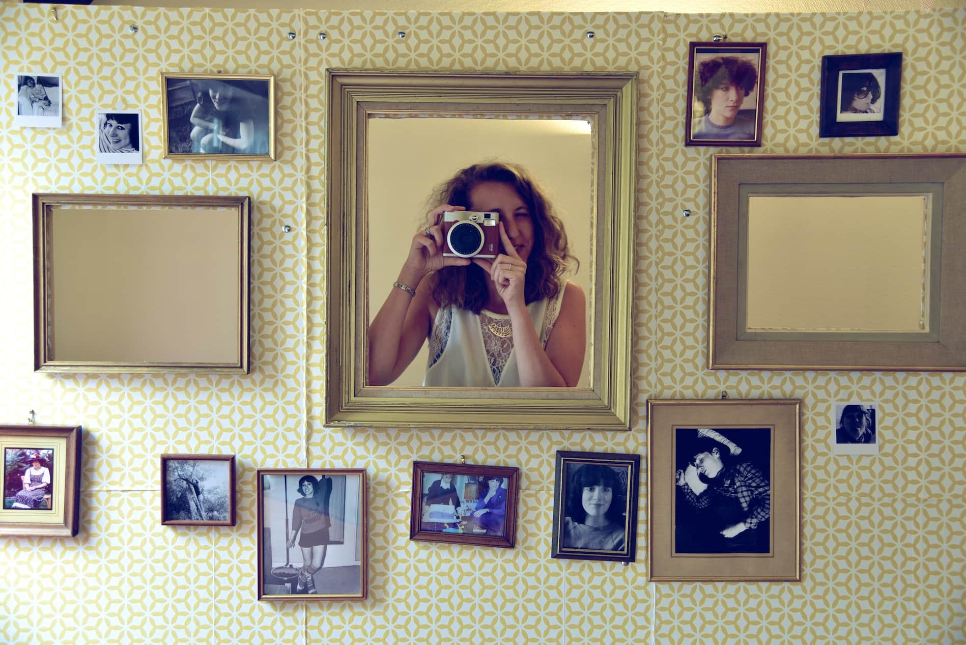 DIY : Fabriquer un photobooth vintage facilement transportable