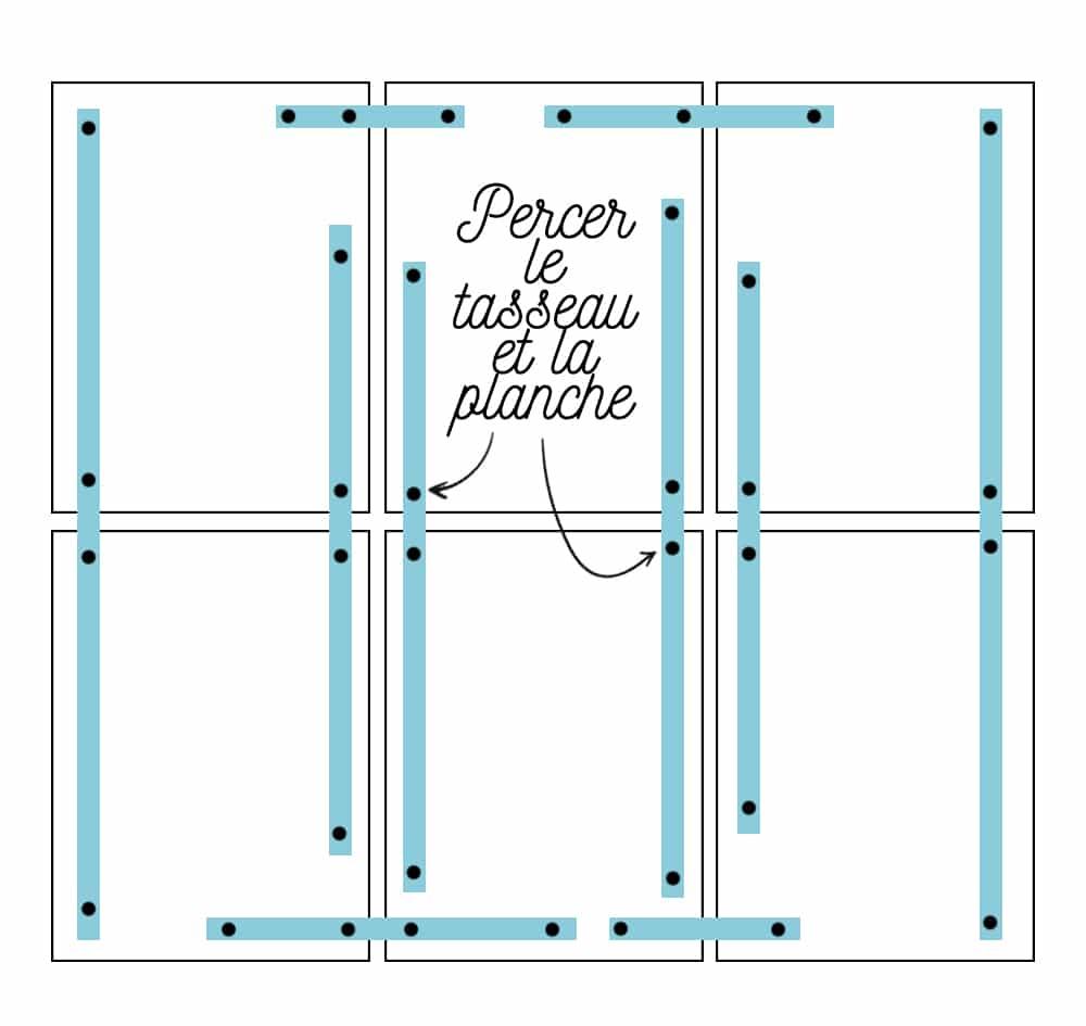 DIY : Plan pour fabriquer un photobooth vintage facilement transportable