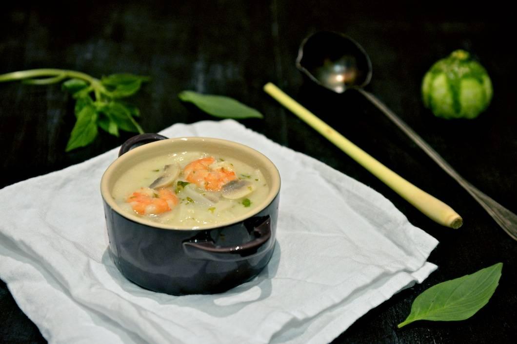 Une soupe thaï super parfumée sans gluten et sans lactose ! - 22 v'la Scarlett