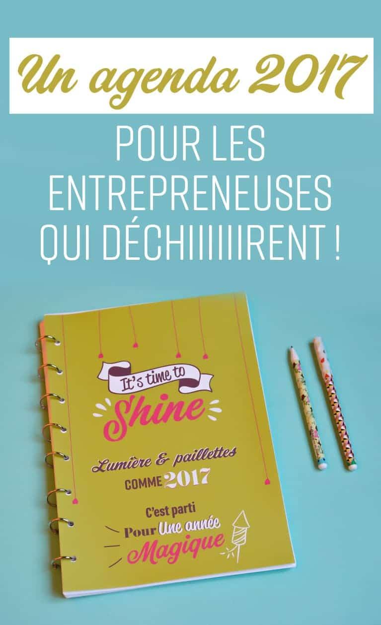 L'agenda 2017 pour les Entrepreneuses qui déchiiiiiirent ! - 22 v'la Scarlett