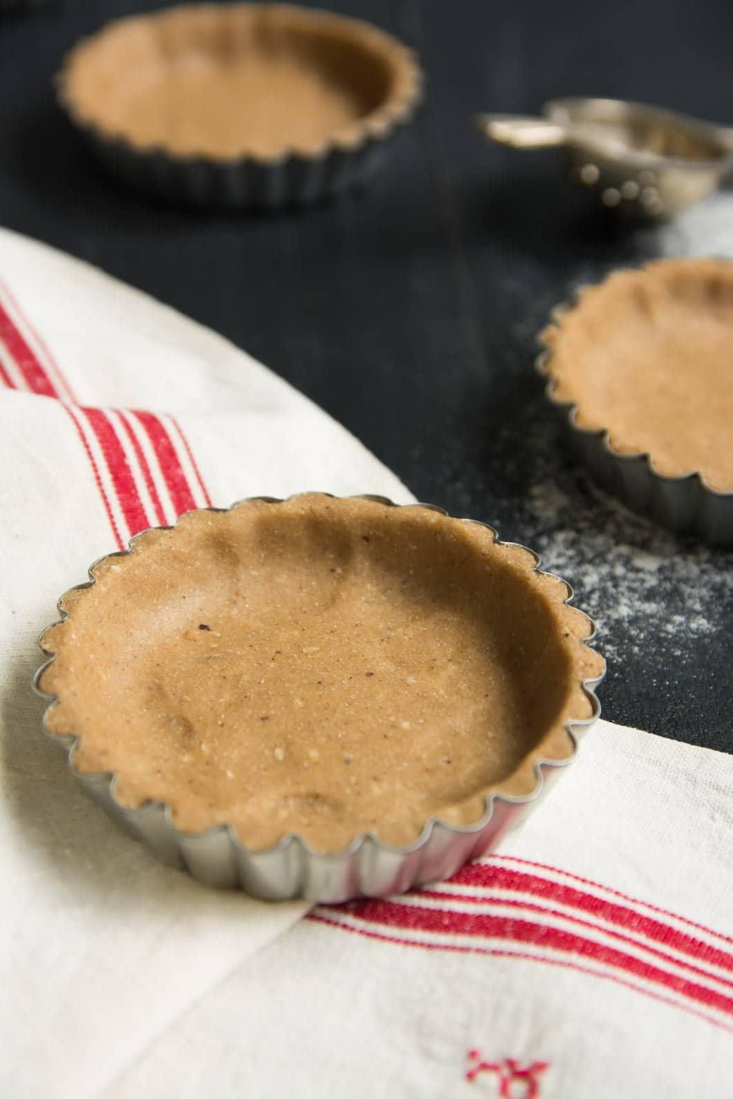p 226 te 224 tarte sucr 233 e 224 la ch 226 taigne sans gluten sans lactose 22 v la l live