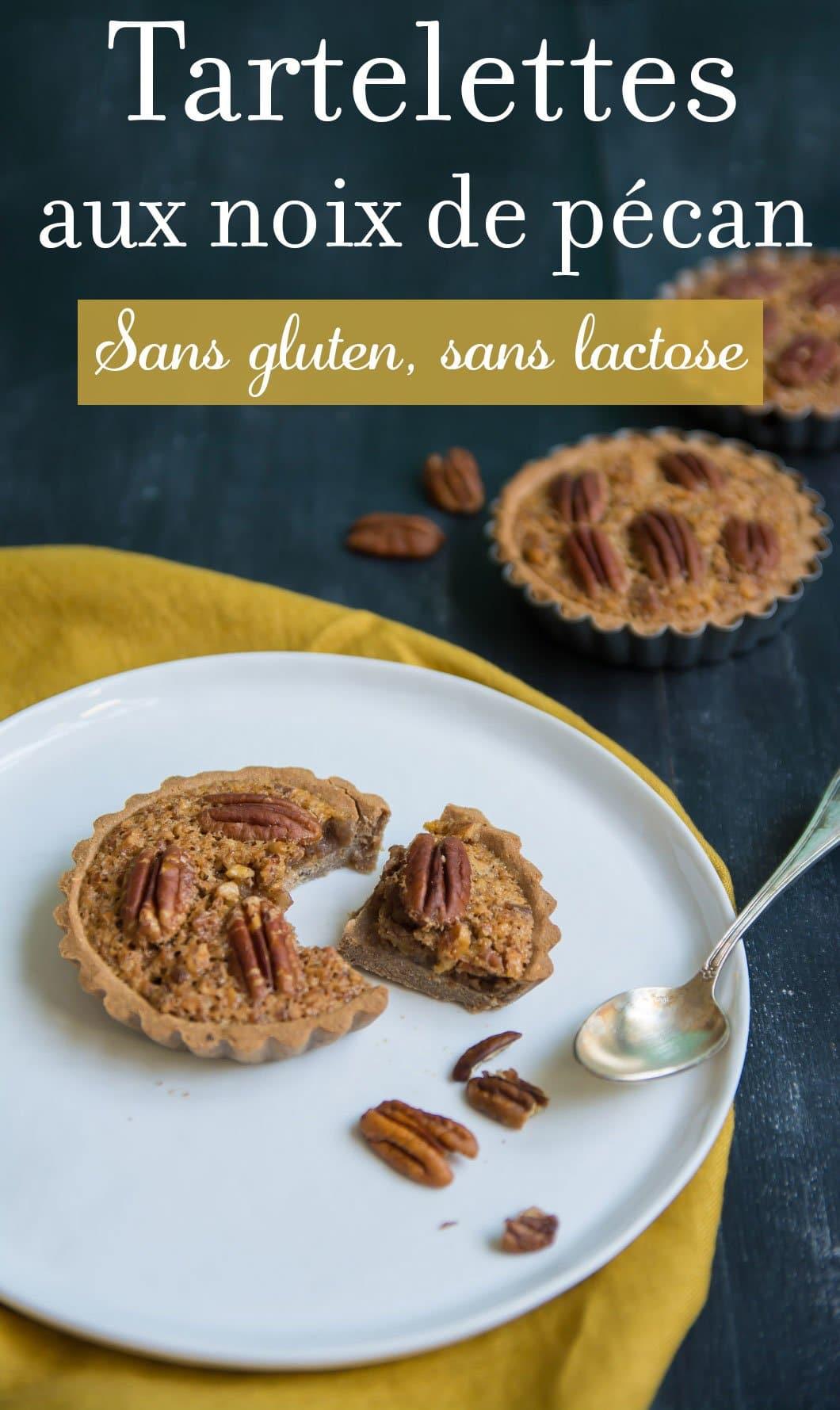 Ma recette de tartelettes aux noix de pécan, sans gluten ni lactose, à la farine de châtaigne et à l'huile de coco - 22 v'la Scarlett