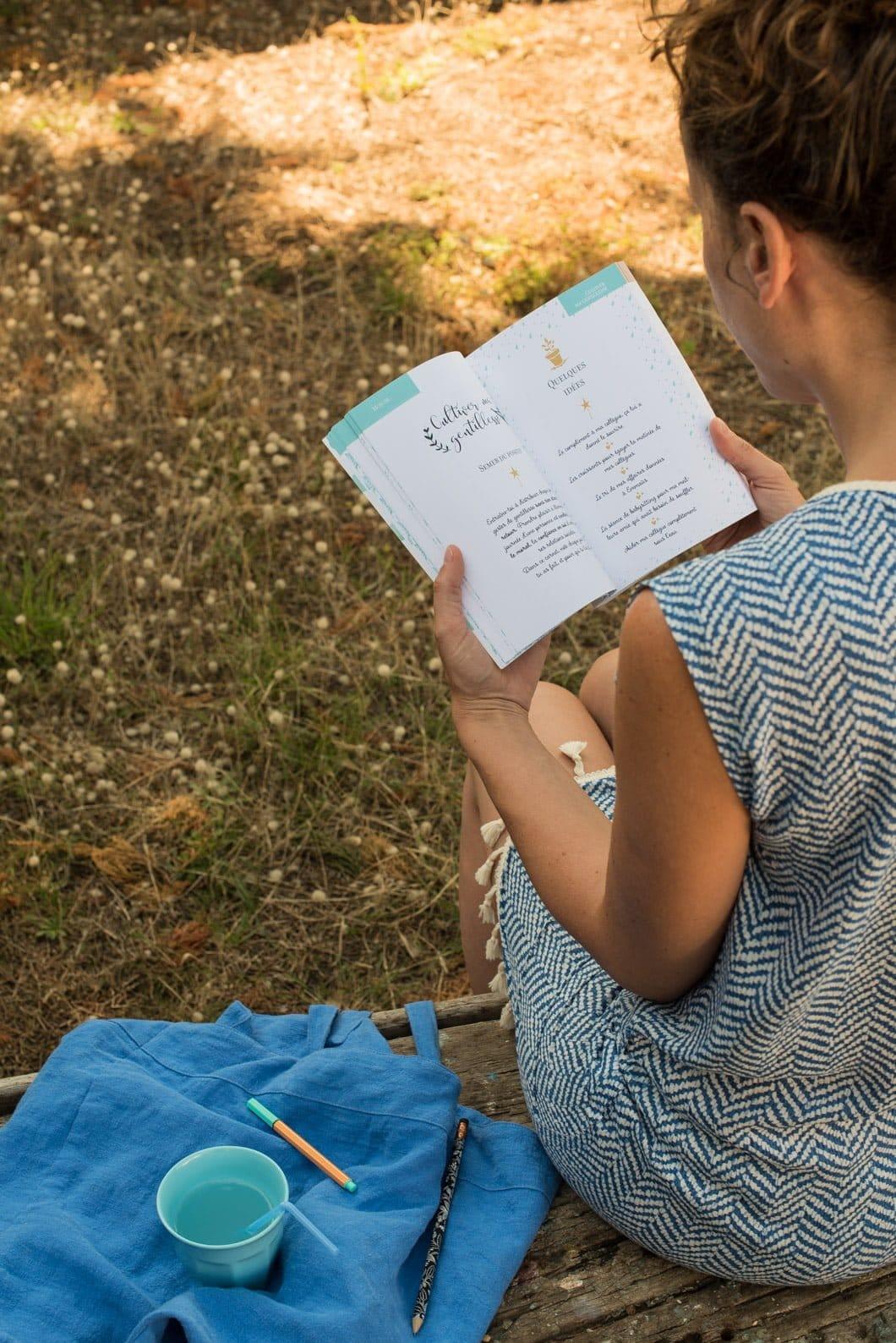 Le Carnet qui me veut du bien : carnet de développement personnel - 22 v'la Scarlett