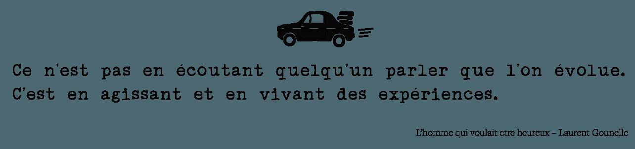 Citation Laurent Gounelle - 22 v'la Scarlett