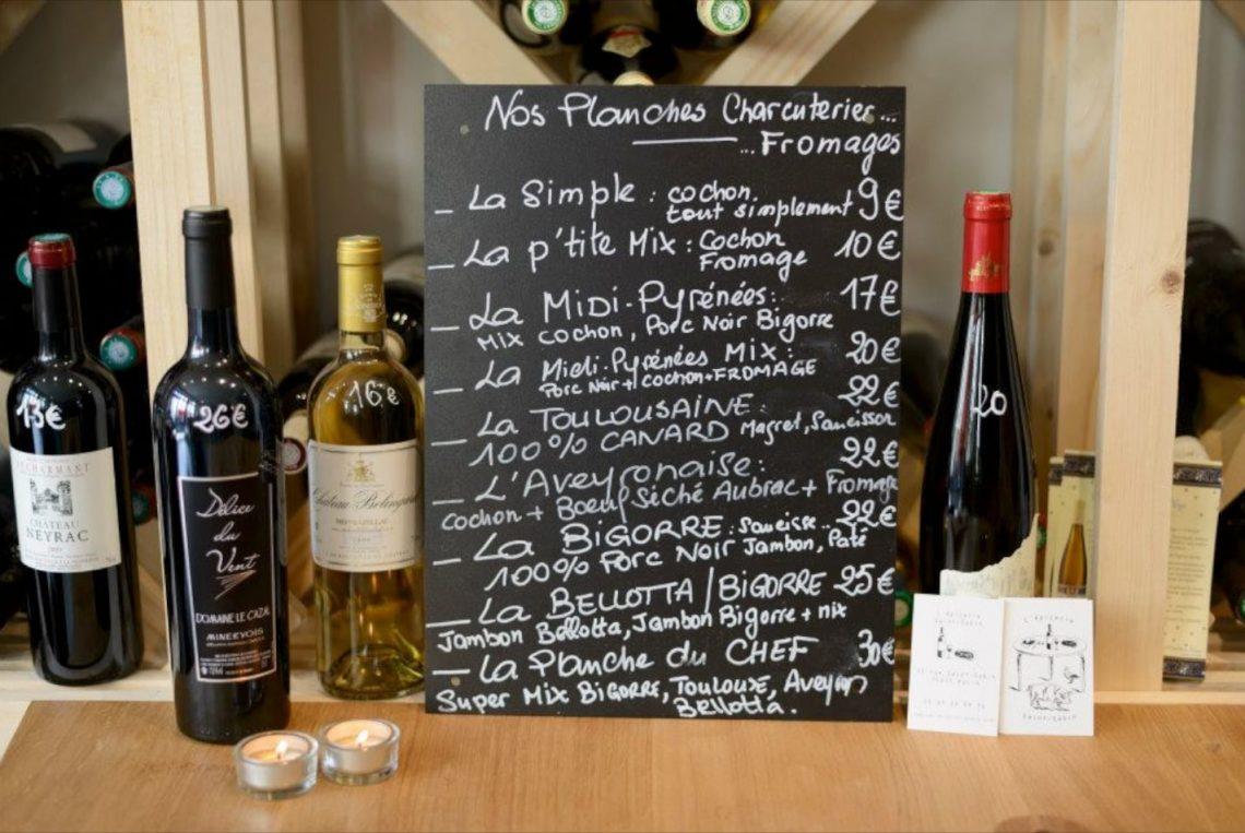 L'épicerie Saint-Sabin Paris, produits de Midi-Pyrénées